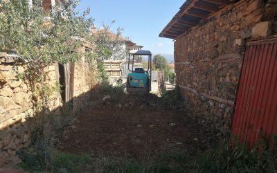 Продолжува изградбата и реконструкцијата на локалните улици во општина Вевчани.