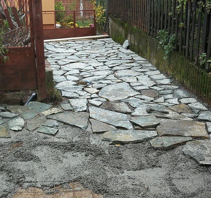 """Активно се работи на реконструкција на улицата """"Даскалој 1"""""""