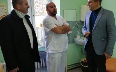 Нова лабораториска опрема во Здравствен дом – Вевчани