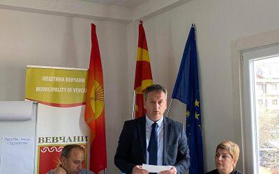 Одржана првата форумска сесија во општина Вевчани