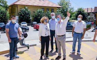 Вицепремиерката – Радмила Шекеринска во посета на општина Вевчани