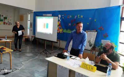 Се одржа четвртата форумска сесија – Граѓаните на општина Вевчани избраа проект